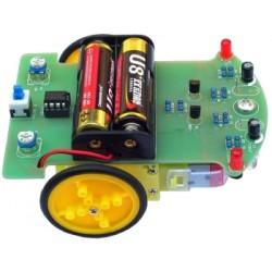 Kit para montar un robot seguidor de líneas (desde 12 años)