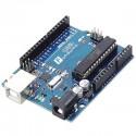 Arduino UNO R3 con cable USB ATmega328 compatible con Arduino Original