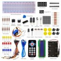 Kit básico de aprendizaje para Arduino con LCD+LED+Servo