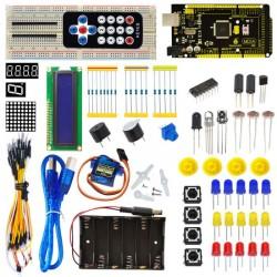 Kit básico para aprender Funduino/Arduino con MEGA2560