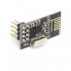 Módulo transmisor sin hilos de 2.4GHZ NRF24L01 para Funduino/Arduino