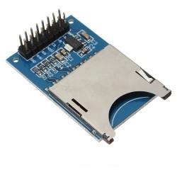 Módulo tarjetero SD para Funduino y Arduino
