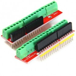 Módulo de expansión para Funduino/Arduino UNO-R3 y MEGA