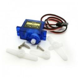 Micro motor servo SG90 9G para Funduino/Arduino