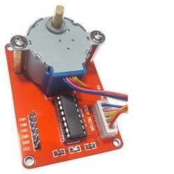 Motor paso-paso 5VDC + driver para Funduino/Arduino 28BYJ-48 5VDC+Driver ULN2003