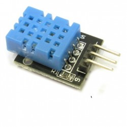 Módulo de temperatura y humedad para Funduino/Arduino