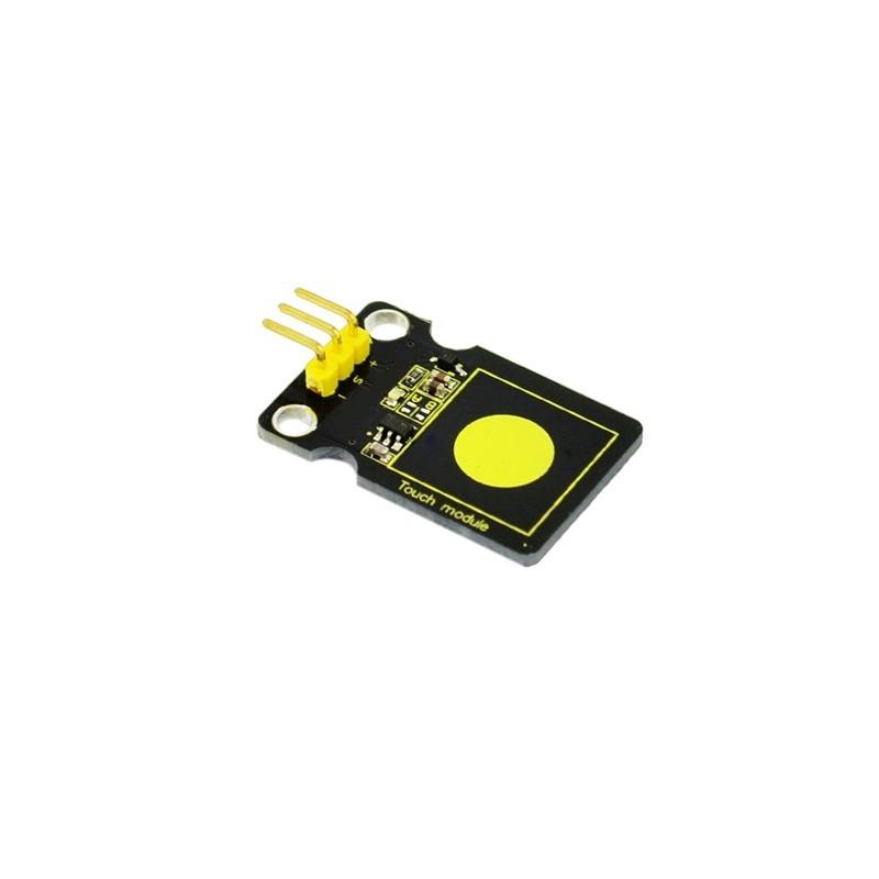 Módulo sensor de tacto capacitivo para Funduino/Arduino
