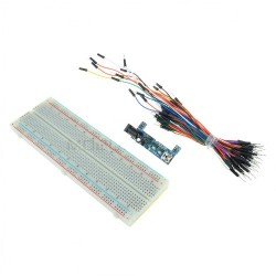 Módulo de alimentación + placa para Funduino/Arduino