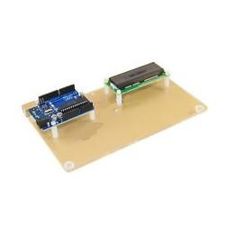 Plataforma experimental para Arduino UNO R3 y MEGA