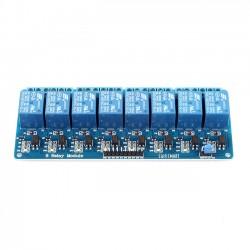 Módulo relé 5VDC de 8 Canales (10A) para Arduino