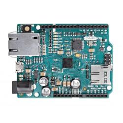 Arduino Original Leonardo Ethernet sin POE