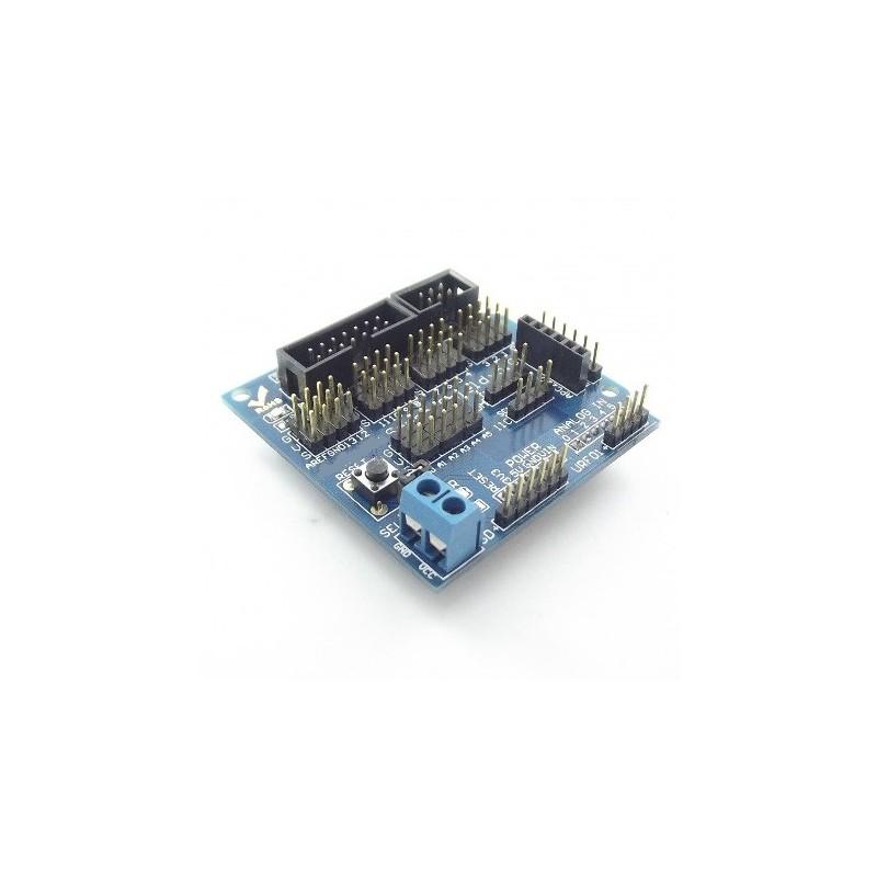 Módulo sensor shield V5.0 para Arduino y Funduino