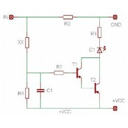 Revista Todoelectronica Nº33 + Kit electrónico Fotodetector