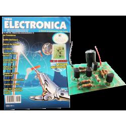 Revista Todoelectronica Nº31 + Kit electrónico Detector multifunción