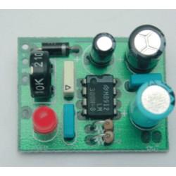 Revista Todoelectronica Nº26 + Kit electrónico Amplificador para teléfono manos libres