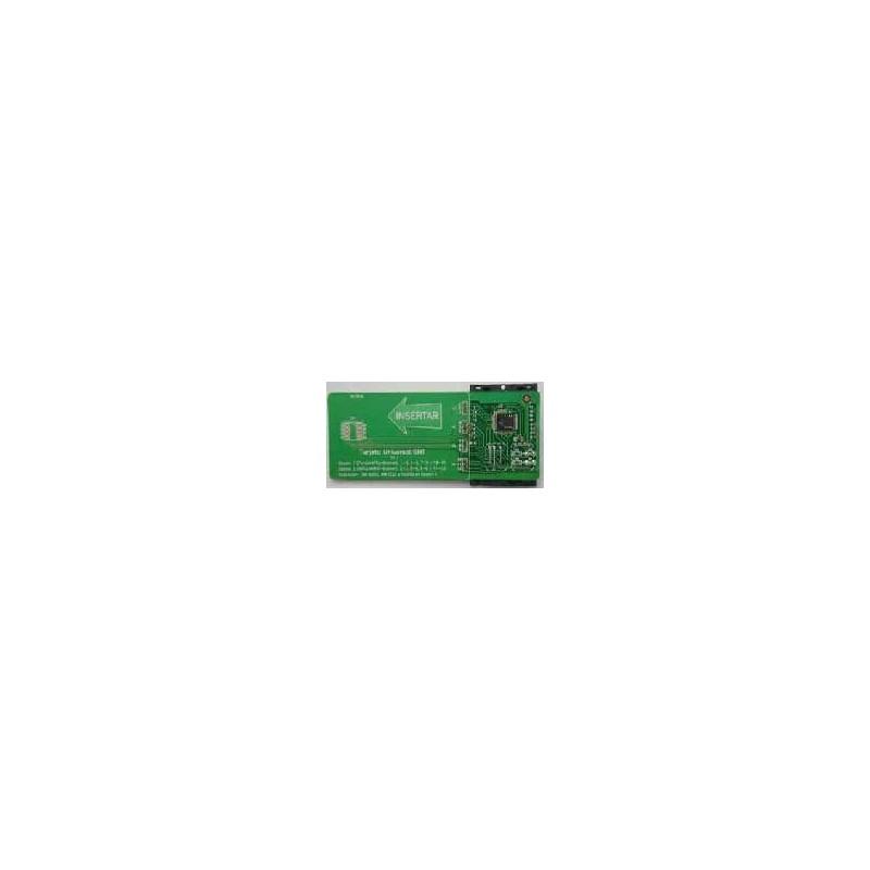 Universal smartcard AVR3 SMD