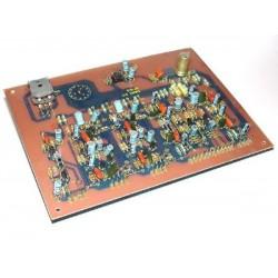Kit electrónico para montar un mezclador estéreo 5 canales profesional