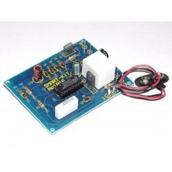 Kit para montar una protección electrónica para cajas acústicas 1-100W