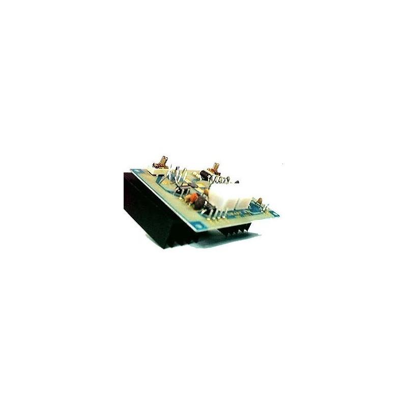 Kit electrónico para montar un amplificador lineal de 27 MHz y 30 W