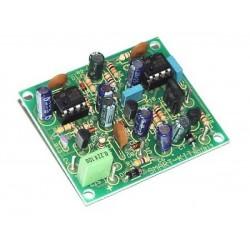 Kit para el montaje de una central de alarma antirrobo para vehículos