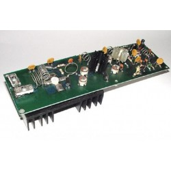 Kit electrónico para montar transmisor de señal FM. Potencia 15 Watios
