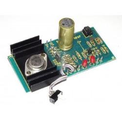 Kit electrónico para montar un cargador de baterías de Niquel - Cadmio