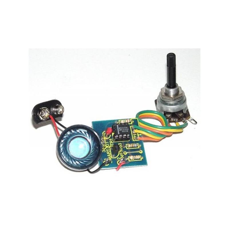 Kit electrónico para montar metrónomo electrónico para marcar el tempo