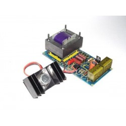 Kit electrónico para montar un encendido electrónico para vehículos