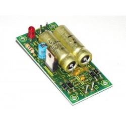 Kit electrónico para montar un alimentador TLL estabilizado de 5V 0.5A