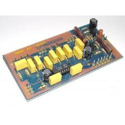 Kit para montar un selector de 4 entradas ideal para mando a distancia