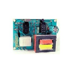 Kit electrónico para montar un detector del nivel de líquidos sencillo