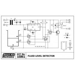 Detector del nivel de líquidos