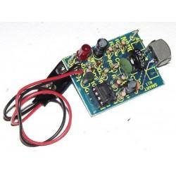 Kit electrónico para montar un detector de dólares americanos falsos