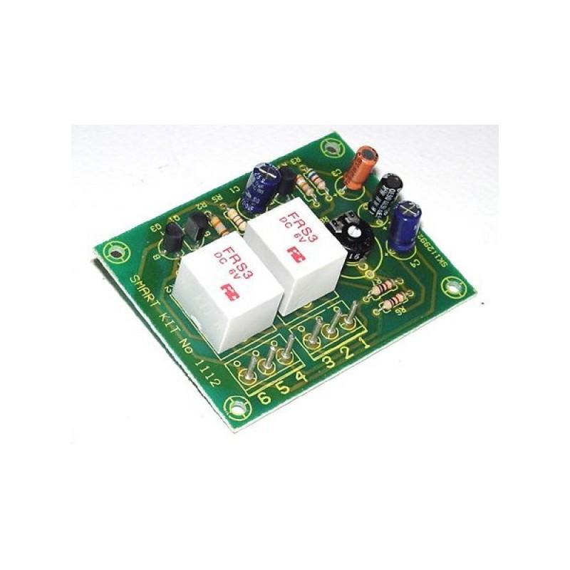 Protección electrónica para cajas acústicas