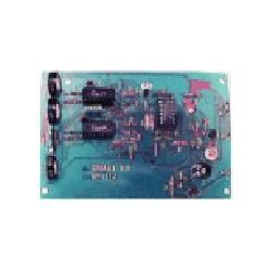Kit electrónico para montar un generador de barras de televisión VHF