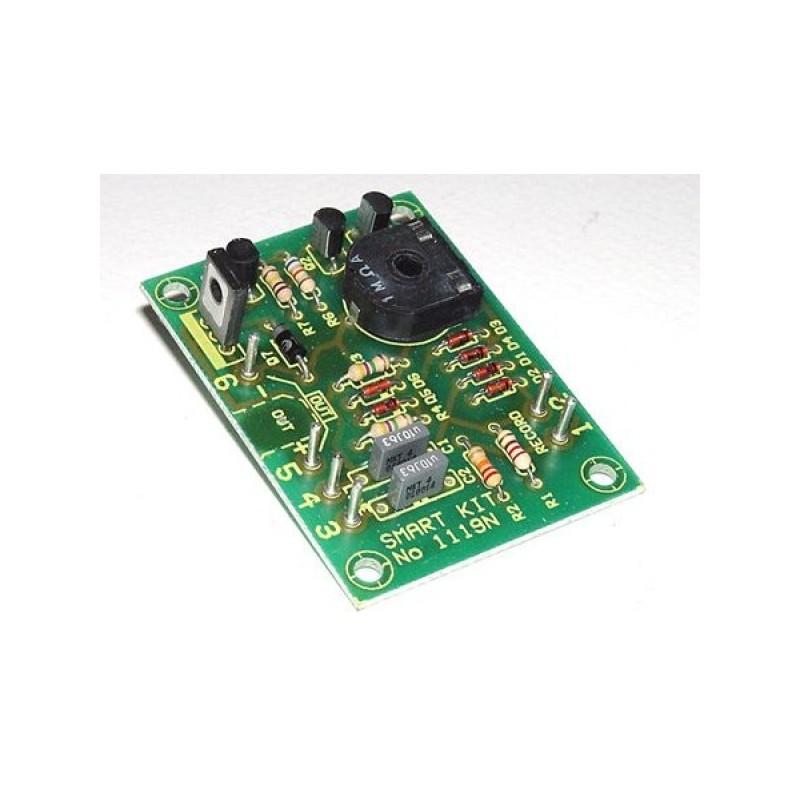 Kit para montar un automatismo para grabación de llamadas telefónicas