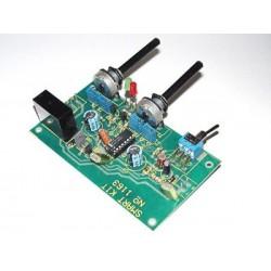 Kit electrónico para montar un doble temporizador de tiempo 30seg~5min