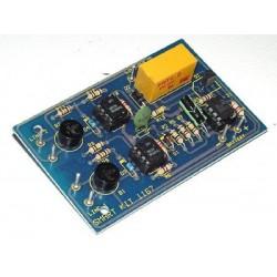 Kit para montar interruptor o conmutador de línea principal telefónica