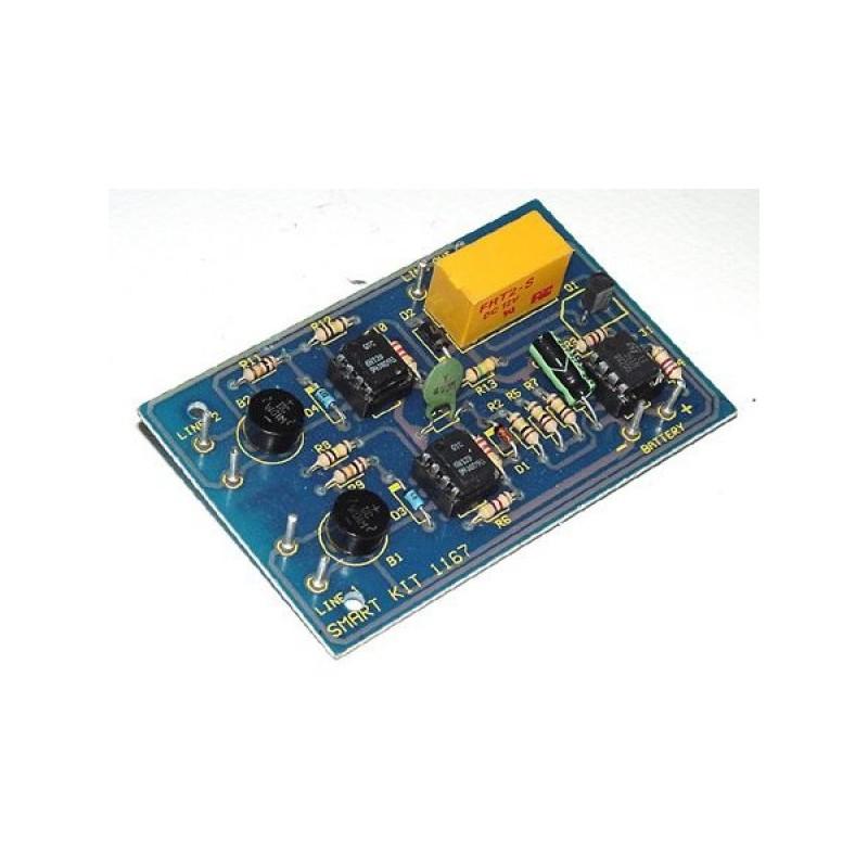 Interruptor para línea principal de teléfono