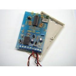 Kit electrónico para montar una cerradura electrónica programable