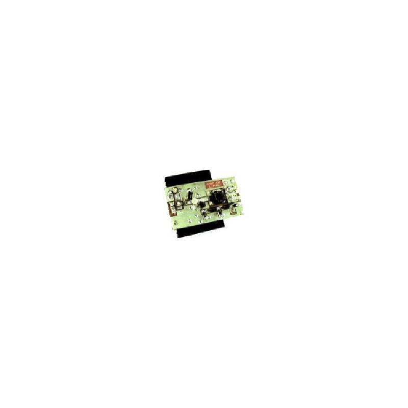 Kit electrónico para montar un amplificador lineal 15W (PLACA MONTADA)