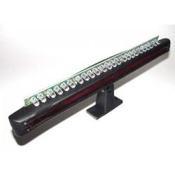 Kit electrónico para montar barra de luz de freno trasero de vehículos