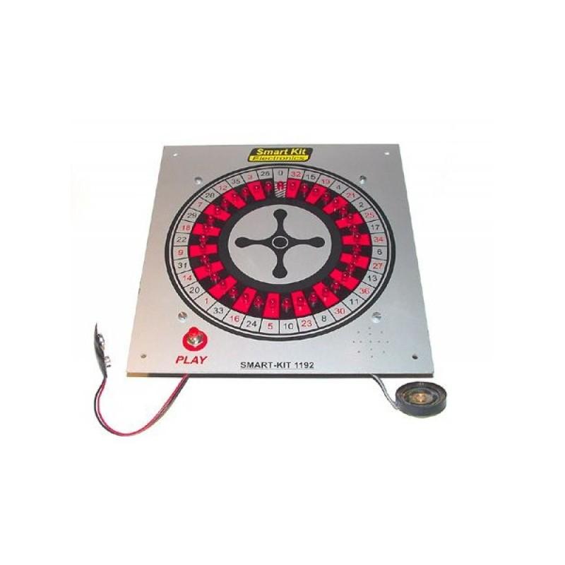 Kit electrónico para montar el juego de la ruleta de casino electrónica