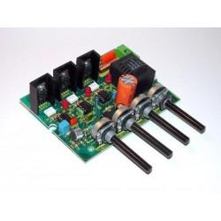 Modulador de radio de 3 canales