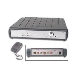 Preamplificador pasivo con mando a distancia RF