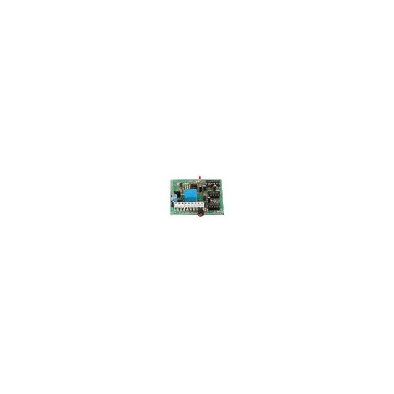 Receptor Codificado Rf De Un Canal