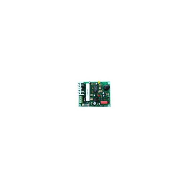 Cargador de pulso de 0 a 4 Amperios (4-8 cell Ni-Cd) y carga ajustable