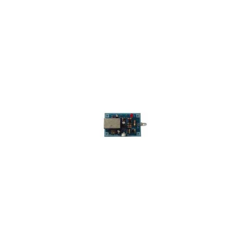 Repetidor vía infrarrojos distancia de transmisor 5 m, receptor a 10 m