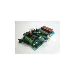 Kit para montar un control digital de temperatura. Sensor de -20º C