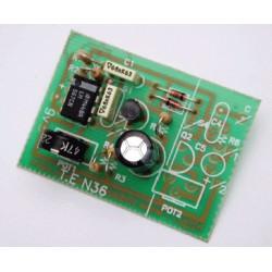 Revista Todoelectronica Nº36 + Kit electrónico Generador de funciones